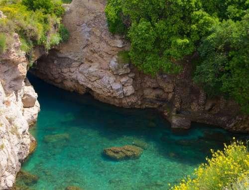 The Baths of Queen Giovanna in Sorrento, a hidden treasure